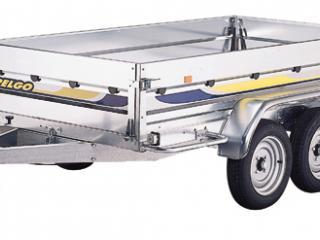 Remorque bagagère NFB254