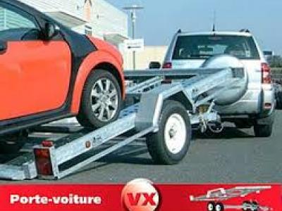 porte voiture VTX151A voie étroite