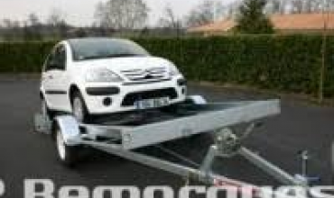 porte voiture vtx131s satellite