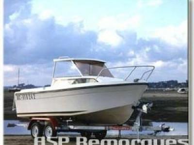 Remorque bateau MX 171 S ou MX 171 SX Satellite 1700kg