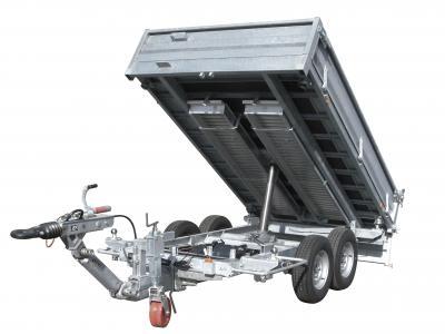 tri-benne hydraulique TRI-BENNE 351 TA