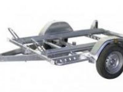 Remorque multi usage multy2014 essieu 750kg dimensions utiles 200x145 pas chère