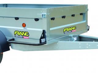 remorque franc optimale GO251F130