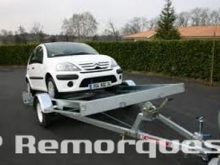 A vendre Porte voiture occasion VTX 131A 1300kg satellite
