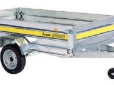 Remorque bagagere NFB250F75