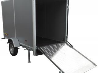 fourgon 41930 LIDER TRIGANO freiné simple essieu