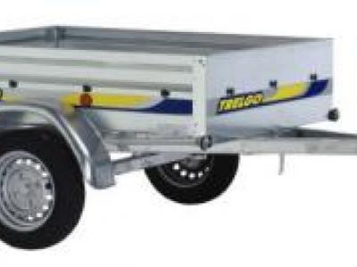 Remorque bagagere trigano T1612