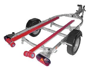 Remorque porte jet ski Satellite R 301JET