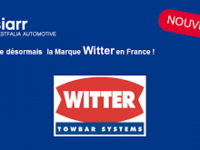 Attelage WITTER fabrication Belge toutes marques pose attelage