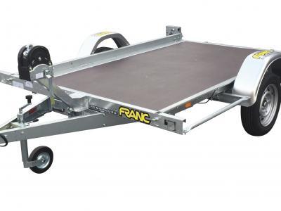 plateau basculant  REV300SF  roues de secours+support