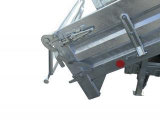 Benne hydraulique BRI130AF ELEC ACIER