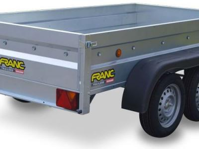 remorque bagagère GLE 232 - NLC2323 franc GL232