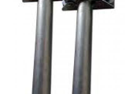 Béquilles-stabilité pour remorque