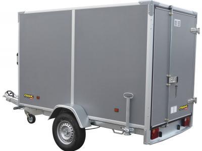 remorque fourgon 38960 1300 kg  LIDER TRIGANO