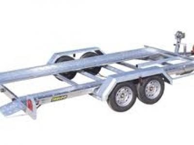 Remorque porte voiture PV 25B/pv400f250 promo