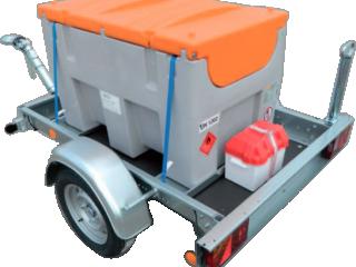 citerne transport Gasoil DGADR750SF Ecim Trigano