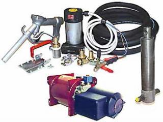 Accessoires hydraulique pour remorque