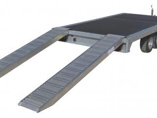 plateau roues dessous RIS400F270 R10 ridelles aluminium