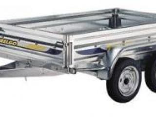 remorque double essieux trelgo trigano franc essieux de 750kg avec ou sans carte grise. Black Bedroom Furniture Sets. Home Design Ideas