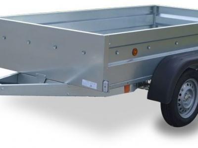 remorque bagagère GLE 252