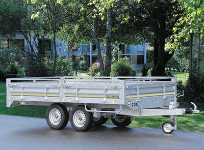 remorque gamme pro freinee roues dessous double essieux ri5202 5252 5322 5352. Black Bedroom Furniture Sets. Home Design Ideas