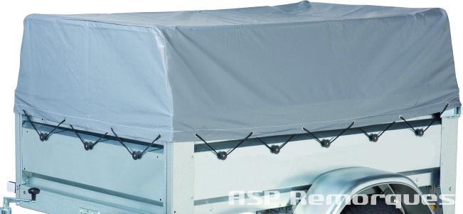remorque bagag re franc nlc2313 remorque gl231 gammes co. Black Bedroom Furniture Sets. Home Design Ideas