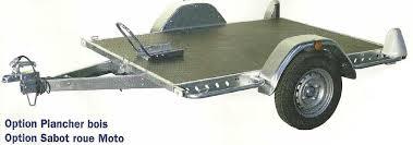 remorque trigano trelco erka franc multi usage essieu 750kg 200x145 cm. Black Bedroom Furniture Sets. Home Design Ideas